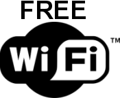 Free wifi at Bancroft Inn and Suites